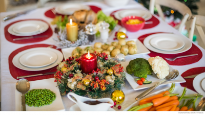 Making Healthy Food Decisions Around the Holidays