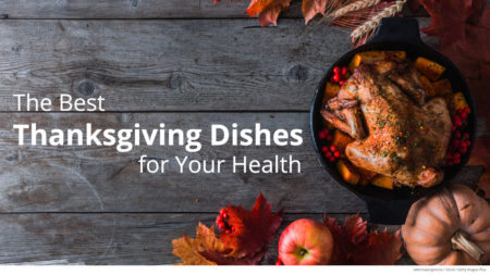 Healthy Thanksgiving Infographic thumbnail